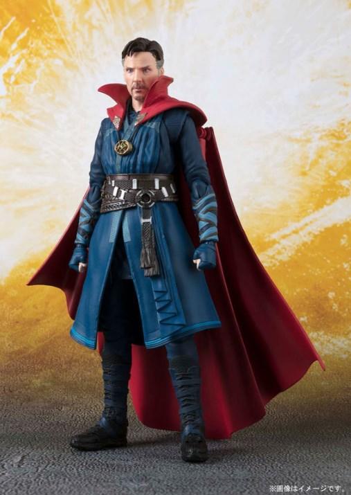 mo hinh Doctor Strange