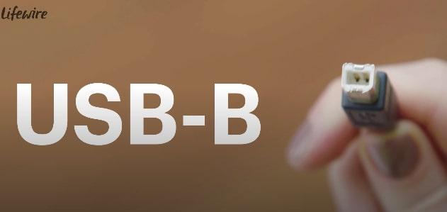USB B