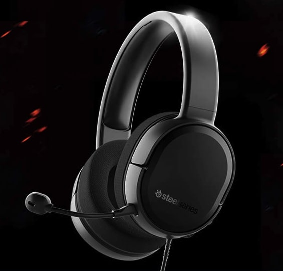 steelseries arctis raw