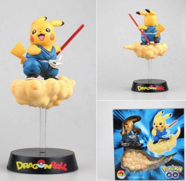 mo hinh pikachu