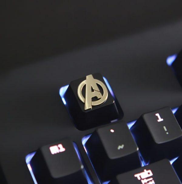 keycap avengers