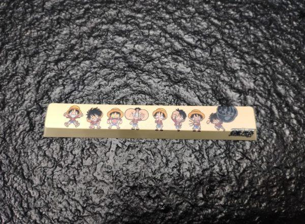 keycap nut space one piece